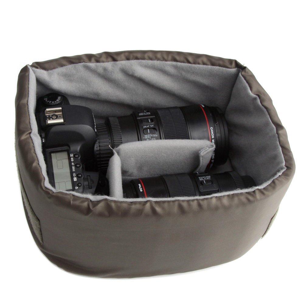 Aliexpress.com : Buy CADEN dslr camera photo bag insert lens case ...
