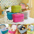 NEW Cute Portable Thermal Insulated Lunch Box Melti Coler Picnic Tote Storage Bag Pouch Lunchbags New