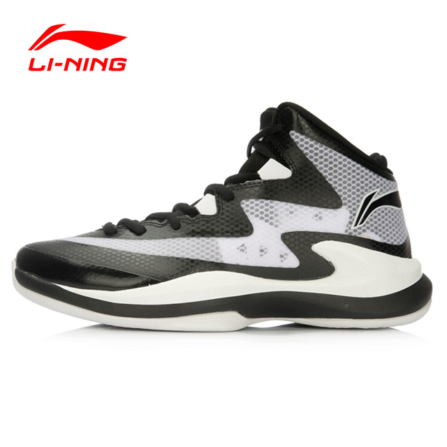 Li-Ning Men's Basketball Shoes Breathable Light Sneakers Support Stability Footwear LiNing Sports Shoes Li-Ning ABFL011 XYL086