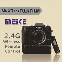 Meike MK XT1 Pro Battery Grip for Fujifilm Fuji X T1 XT1 with 2.4G Wireless Remote Control