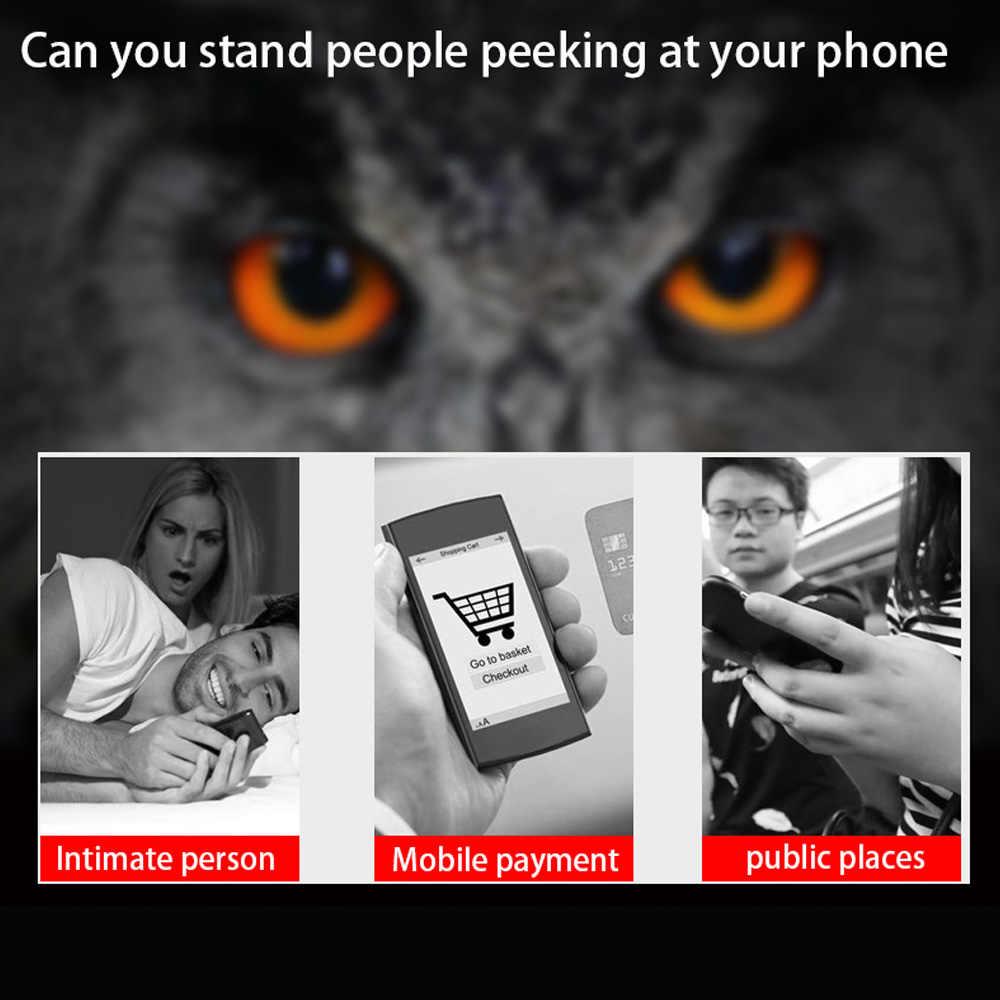 Ekran chroniący prywatność dla HuaWei Honor 9 10 V10 Honer 9 lite anti-ciekawski szkło hartowane dla HuaWei Nova 3 3i 3e 4 2I 2 PLUS