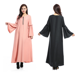 2017 new model abaya in budai muslim women chiffon abaya hussegken long sleeve muslim maxi dress.jpg 250x250