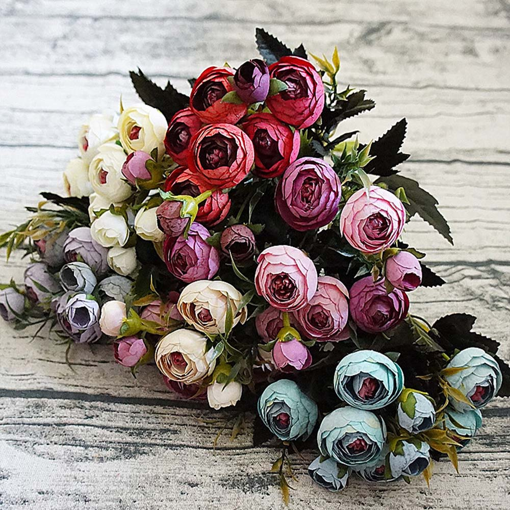 Best Price High Quality Silk Artificial Flowers Wholesale Near Me And Get Free Shipping A738