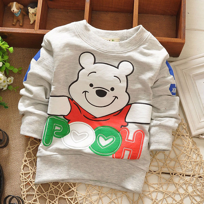 Newborn Baby Boy Clothing Brand Cotton Sports Sweater Hoodie for Spring Infant Boy's Baby Clothes Gentleman Hoodies Sweatshirts