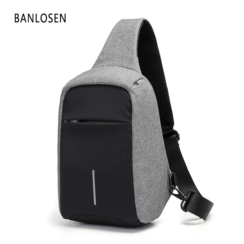 New Men Messenger Bag Chest Pack Brand Anti-Theft Design Men Shoulder Crossbody Bags for Ipad 2017 new unisex men messenger bag chest pack brand design korean and japan style simple women shoulder cross body bags for ipad