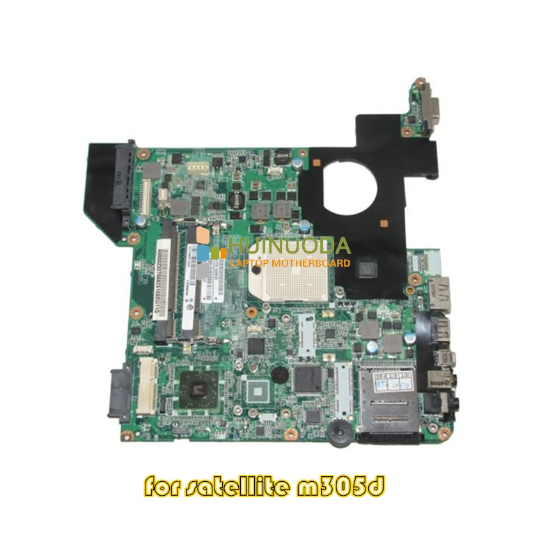 NOKOTION Main board For Toshiba Satellite M305D U405D motherboard DDR2 A000023270 DA0BU2MB8F0 Free CPU nokotion sps t000025060 motherboard for toshiba satellite dx730 dx735 laptop main board intel hm65 hd3000 ddr3