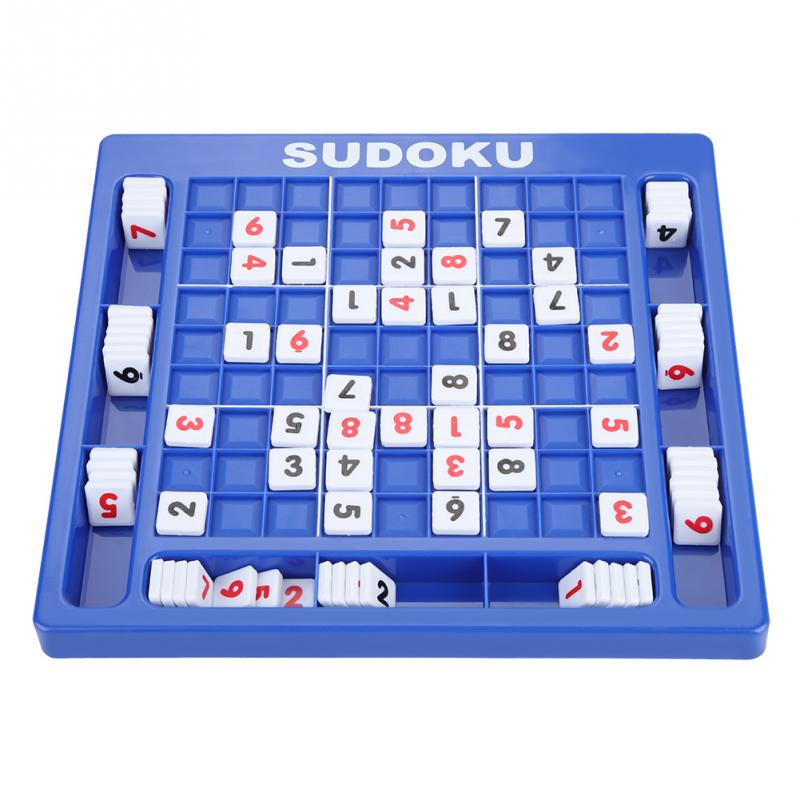 Sudoku Number Game Puzzle Game Toys For Kids Adult  Number Puzzle Table Game Educational Toy for Children Adult Logical Thinking