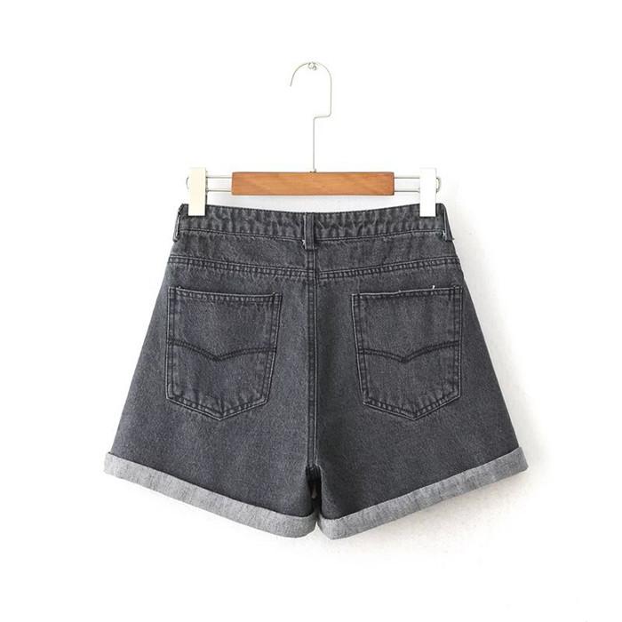 HTB1paUOQFXXXXcDXXXXq6xXFXXXg - Women Shorts High Waist Denim JKP117