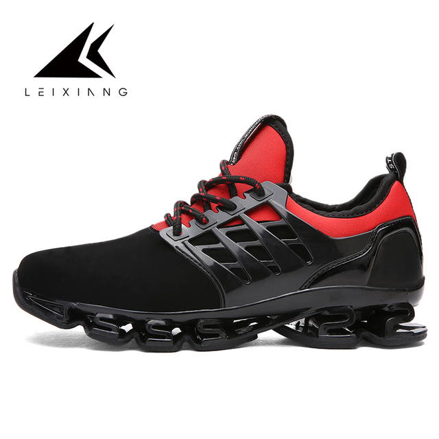 007befd49c61b 2018 Cool Spring running shoes blade men sneakers bounce summer outdoor  sport shoes Professional Training shoes plus size 45