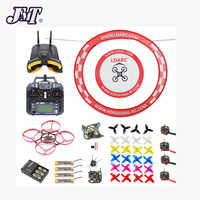 JMT 75MM Brushless Metal Frame FPV Racing Drone RTF With Crazybee F3 Pro Flysky RC FPV Goggles Watch Arch Apron Upgraded Mobula7