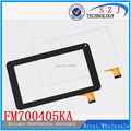 """Original 7 """" Tablet VT5070A37 FM700405KA FM700405KD SLC07003C capacitiva pantalla táctil digitalizador del Sensor cristal envío gratis"""