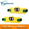 2 unids nueva 4000 mah batería para irobot roomba 500 de vacío 560 530 510 562 550 570 581 610 650 790 780 532 760 770 batería robótica