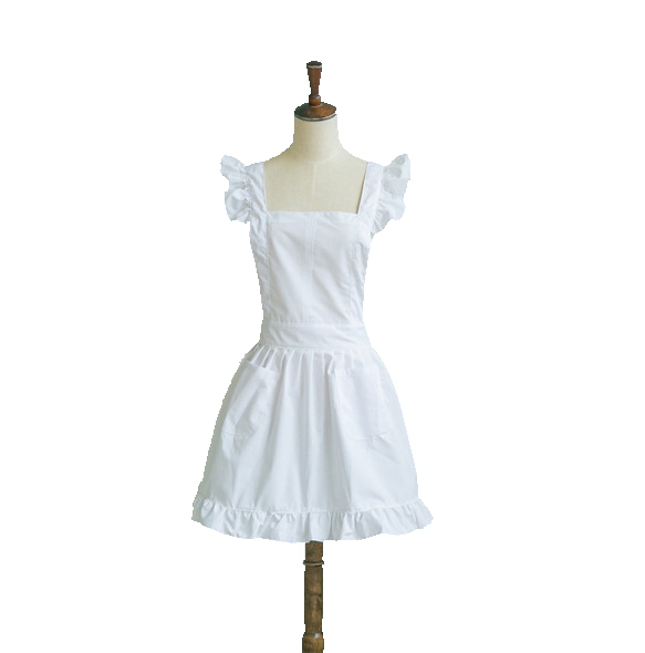White Kitchen Apron online get cheap apron korea -aliexpress | alibaba group
