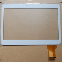 MJK 0331 V1 FPC Capacitive Touch Screen Panel Digitizer Glass For 10 1inch N9106 MTK6572 MTK6582
