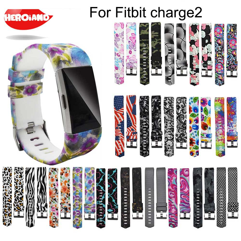 Colorful Watchband Fashion Sports Silico