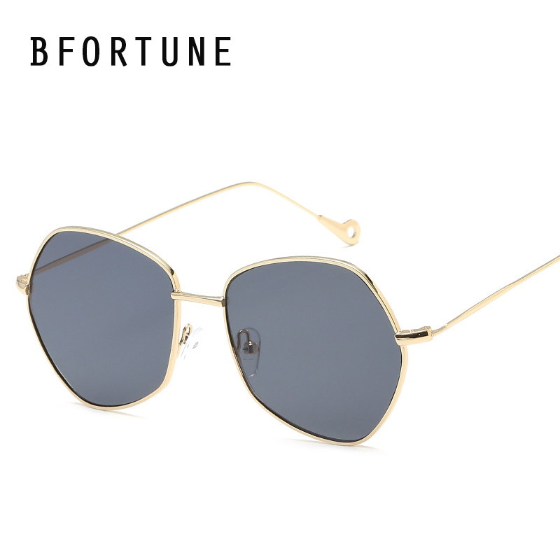 BFORTUNE New Fashion Round Sunglasses Women Brand Designer Vintage Sun Glasses Female Retro Shades font b