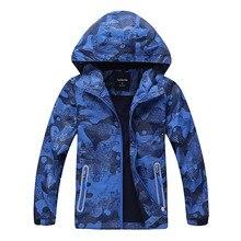 2020 Winter Kinder Jacken Oberbekleidung Polar Fleece Warme Mäntel Kinder Kleidung Sport Mantel Wasserdicht Windjacke Für Jungen Jacken