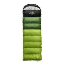 Naturehike Ultralight Sleeping Bag Outdoor Campingผู้ใหญ่ถุงนอนสามารถSpliced Tourist Tquipment