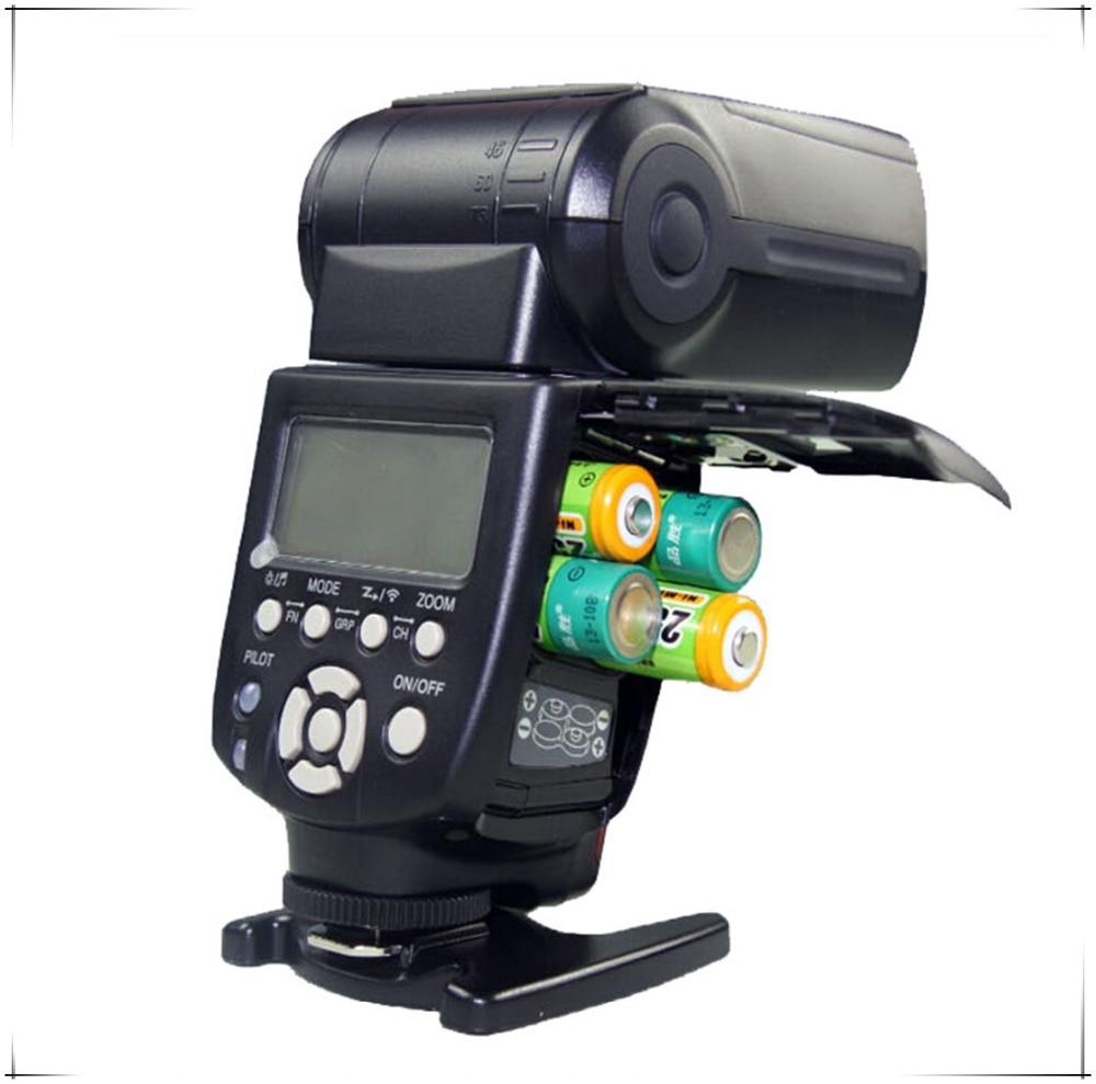 YONGNUO YN560III YN560-III YN560 III Flash sans fil Speedlite pour Canon Nikon Olympus Panasonic Pentax caméra lampe de poche
