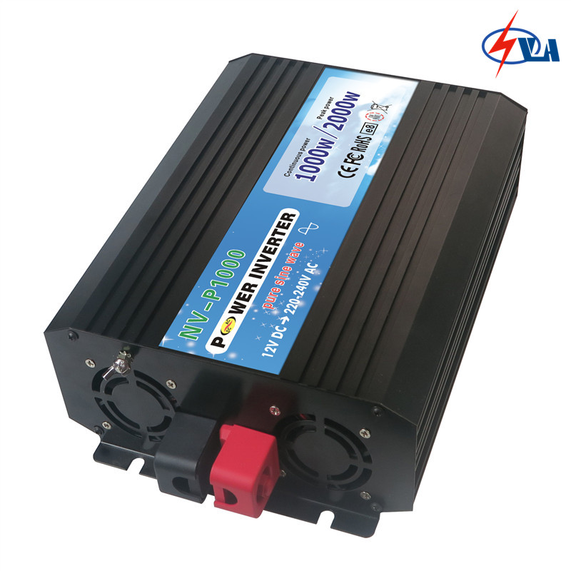 NV-P1000 DC to AC Pure Sine Wave DC AC Power Inverter ac dc ac dc for those about to rock we salute you lp