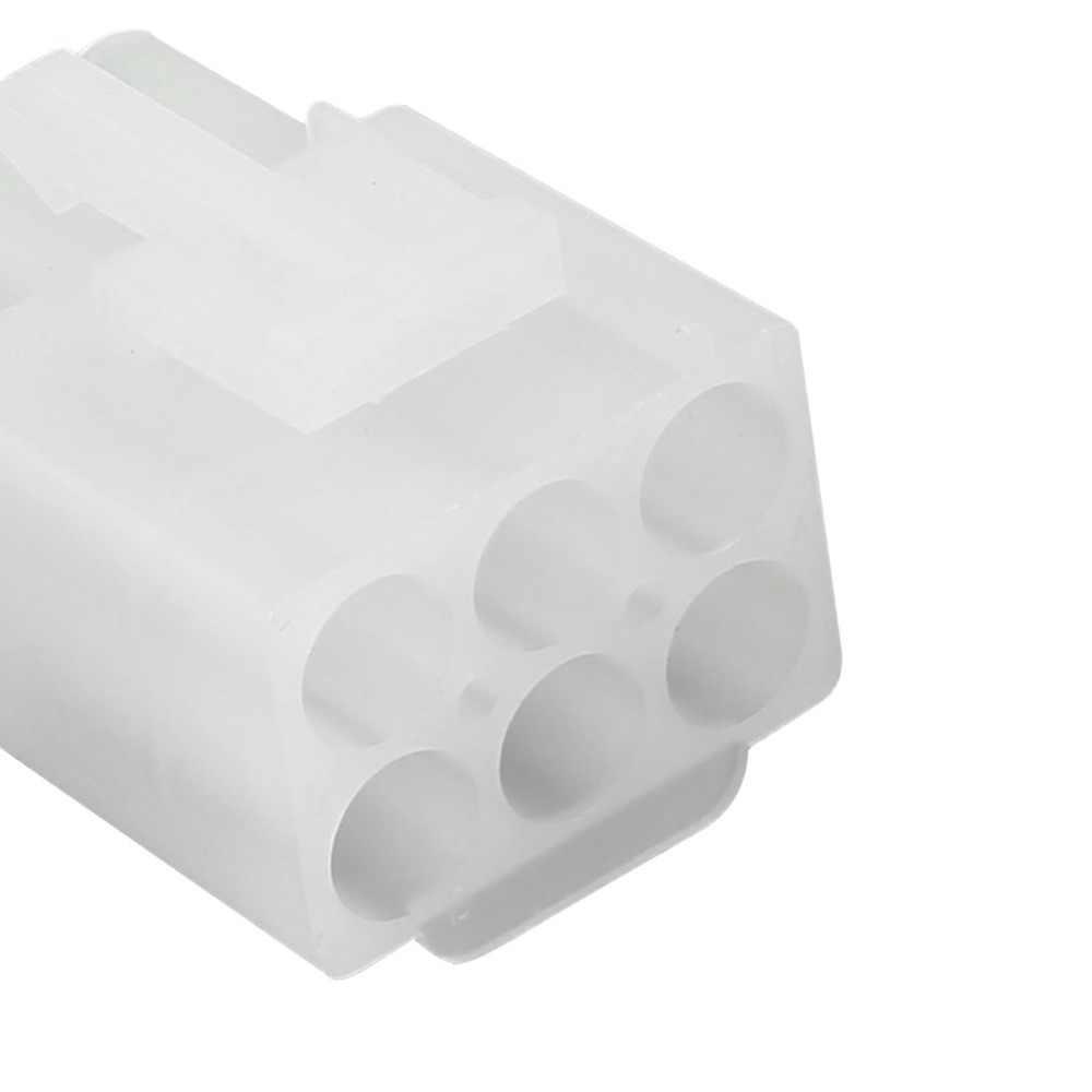 5 шт. 6 p 6Pin силовой соединительный кабель коротковолновое радио разъем питания для YAESU-857D/FT-897D