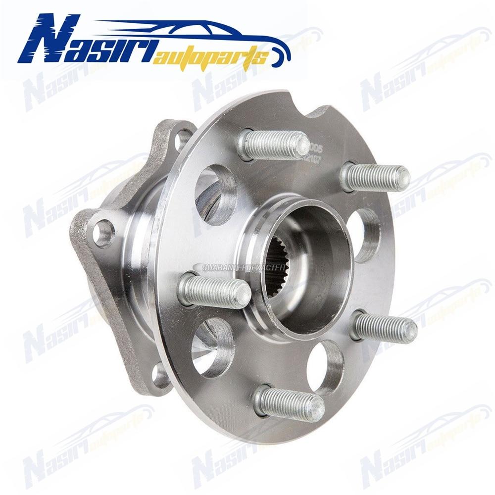 US $39 26 46% OFF|Rear Wheel Hub Bearing Assembly For Toyota RAV4 2001 2002  2003 2004 2005 #42410 42020 512338-in Wheel Hubs & Bearings from