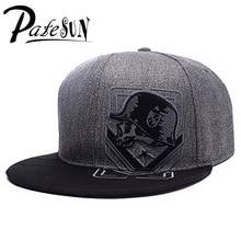 PATESUN Top Selling Gothic Metal Mulisha Baseball Cap Women Hats 2016 New Fashion Brand Snapback Caps Men hip hop beisebol touca