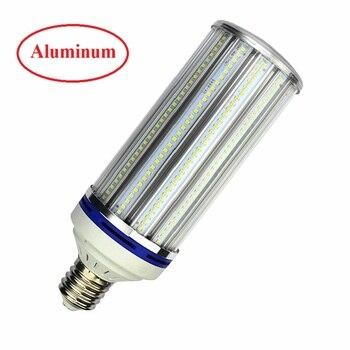 Высокая яркость 70 Вт 100 Вт 120 Вт 180 Вт светодио дный лампы E26 E27 E39 E40 свет уличного освещения 85-265 В AC кукурузы лампа для склад инженер Squar