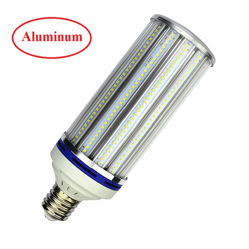 High lumen 70W 100W 120W 180W <font><b>LED</b></font> <font><b>Bulb</b></font> E26 E27 E39 E40 Street lighting light 85-265V AC Corn Lamp for Warehouse Engineer Squar image