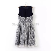 new 2015 women lace dress sheath women clothing Lace tropical vestidos bandage women dress Slim sexy club Party Pleated Dress