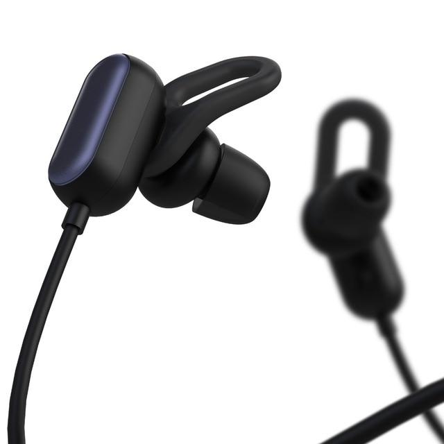 Original Xiaomi Youth Edition Sports Bluetooth Headset Wireless Earphone With Microphone IPX4 Waterproo For Iphone Huawei Phone Bluetooth Earphones & Headphones