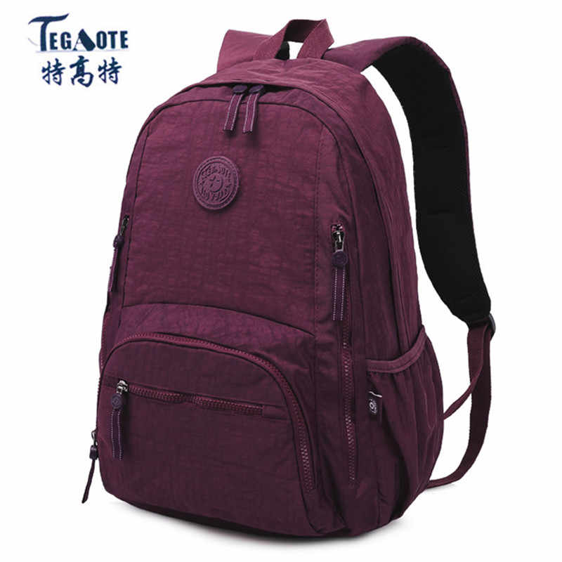 Laptop Backpack school bags for women 2019 Leisure Travel bog for teenage girls Mochila mujer Escolar Shoulder bag Sac A Dos