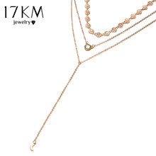 Vintage Flower Tattoo Long Choker Necklace for Women Bohemian Multi Layer Tassel Necklaces Fashion Collar Costume Jewelry