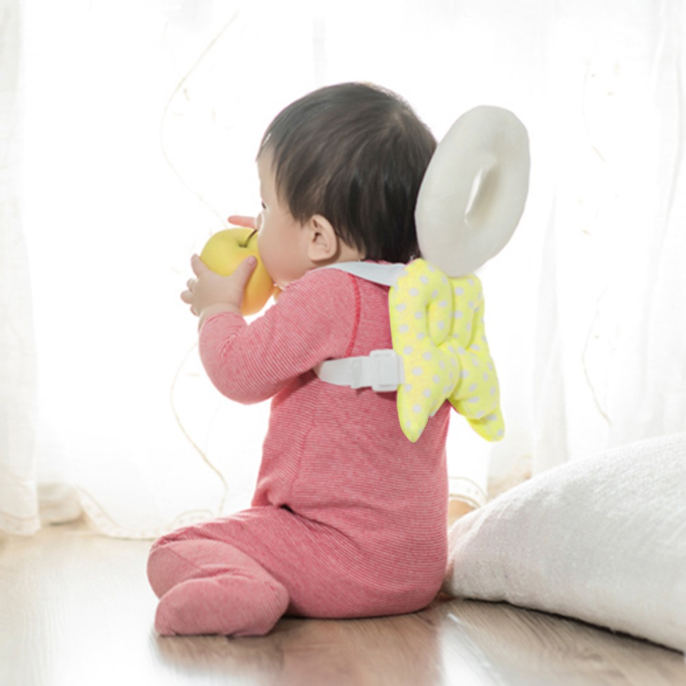 Cushion, Bebe, Bedding, Baby, Wings, Pad