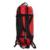 80L amarelo / vermelho ultraleve Waterproof Dry Bag para viagem ao ar livre Rafting à deriva caiaque de natação ao ar livre caminhada Dry Bag TB0015