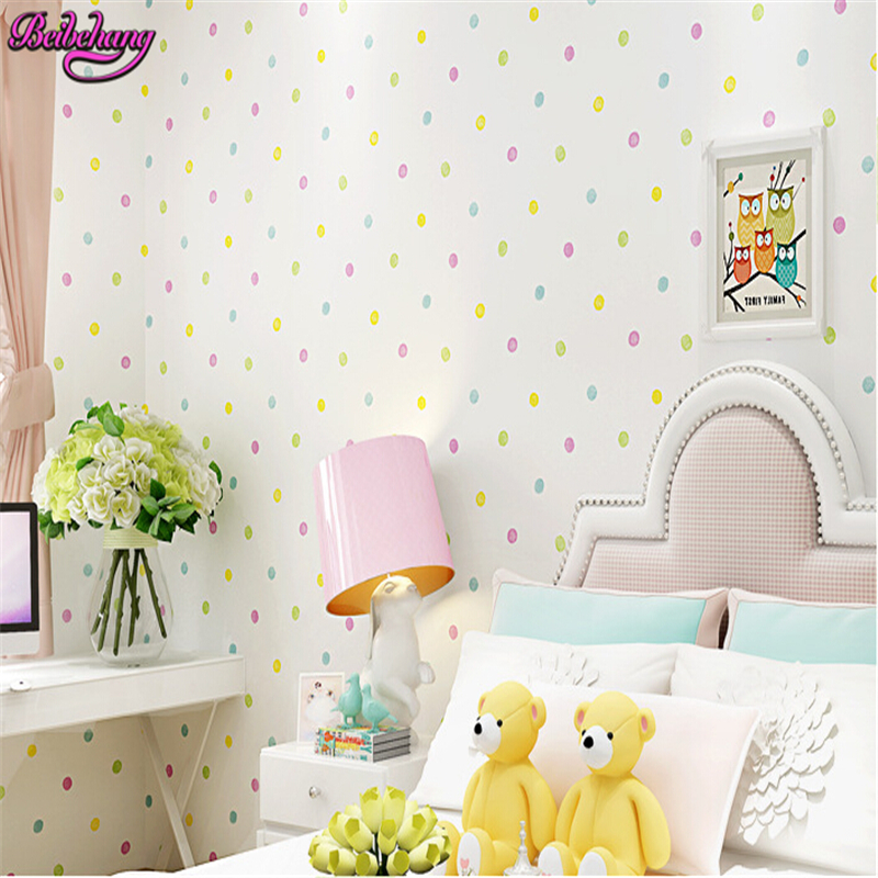 Kids Bedroom Background aliexpress : buy beibehang tapety environmentally permeable