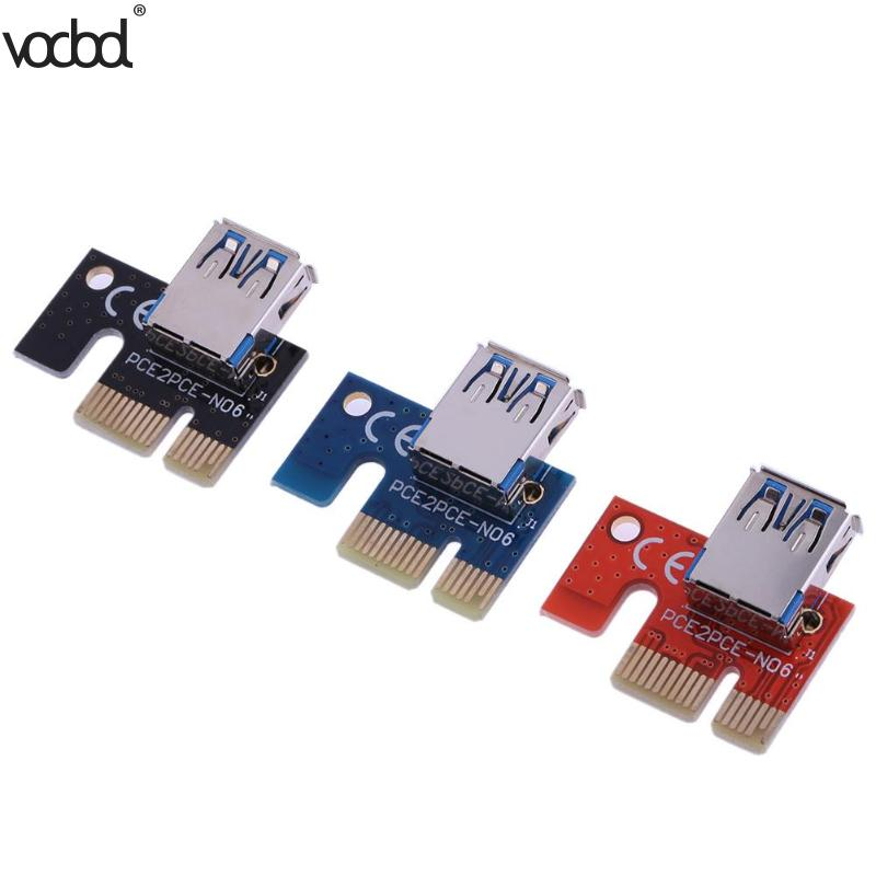 PLINKUSA RACKBUY 1U 2U IPC Rackmount Chassis PCI 32 bit Riser Card w//Ribbon R1PCI1-1R