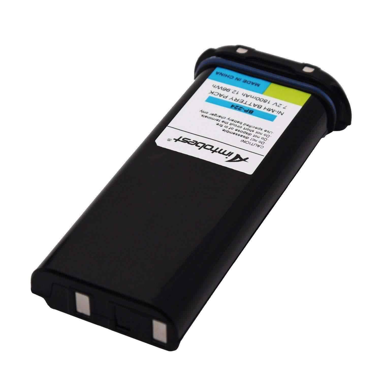 BP-225 BP-224 1800 mAh Ni-MH Батарея для ICOM IC-M2A IC-M21 IC-M31 IC-M32 IC-M33 IC-M34 IC-M36 IC-M90/E IC-GM1600R/E IC-GM1600