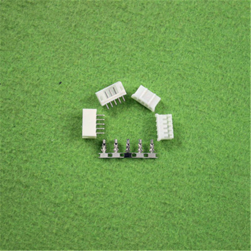 100 Sets, Micro JST 2.0 PH 5-Pin Connector plug Male ,Female, Crimps smart infrared laser therapy low level laser physical acupuncture equipment