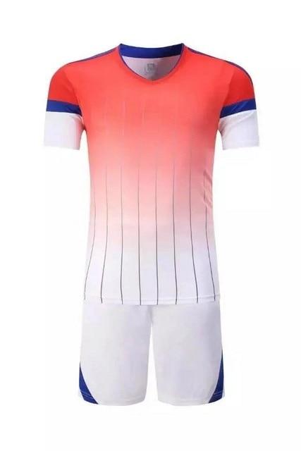 4d688d7c73e4e Caliente Nuevo Diseño de camisetas de fútbol para hombres survetement fútbol  2016 2017 top de la