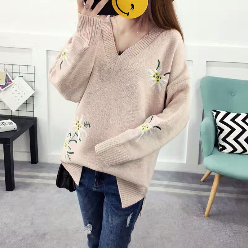 Popular Pink Sweater Coat-Buy Cheap Pink Sweater Coat lots from ...