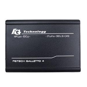 Image 4 - Master Online EU 0475 FGTech V54 Galletto 4 Chip completo, compatible con BDM, función completa Fg Tech V54 caja de sintonización con Chip ECU para automóvil OBD FG TECH