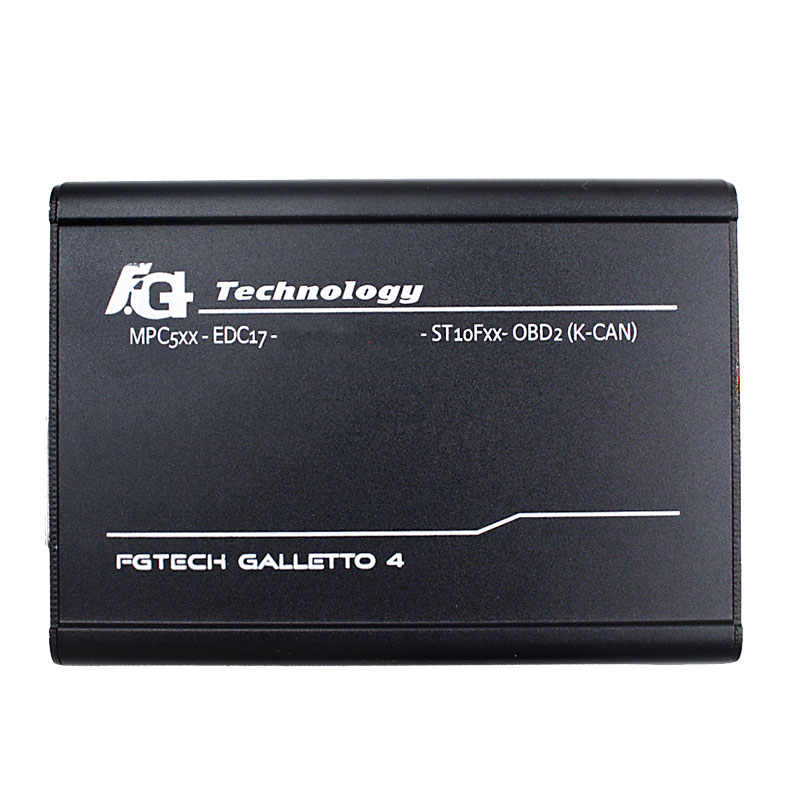 Image 4 - Online Master EU 0475 FGTech V54 Galletto 4 Full Chip Support BDM Full Function Fg Tech V54 Auto ECU Chip Tuning OBD FG TECH-in Code Readers & Scan Tools from Automobiles & Motorcycles