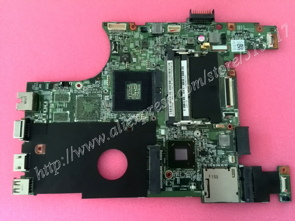 Free Shipping For Dell inspiron 14 n4050 Notebook Motherboard CN 0X0DC1 X0DC1