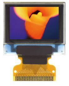 0.95 pouce 23PIN 8Bit Pleine Couleur 65 K ÉCRAN OLED Écran SSD1331 Dur IC 96*64 SPI I2C Interface en gros