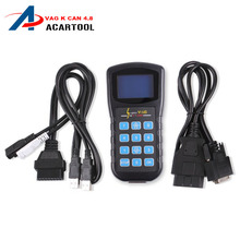 Super VAG K+CAN V4.8 Super VAG K CAN 4.8 Odometer Correction Tool Airbag Reset tool Key programmer For AUDI VW Skoda vag k can
