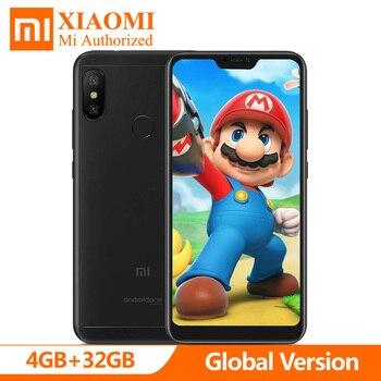 """Global Version Xiaomi Mi A2 A 2 Lite 4GB RAM 32GB ROM Snapdragon 625 Octa Core Dual AI Camera 5.84"""" Full Screen SmartPhone"""