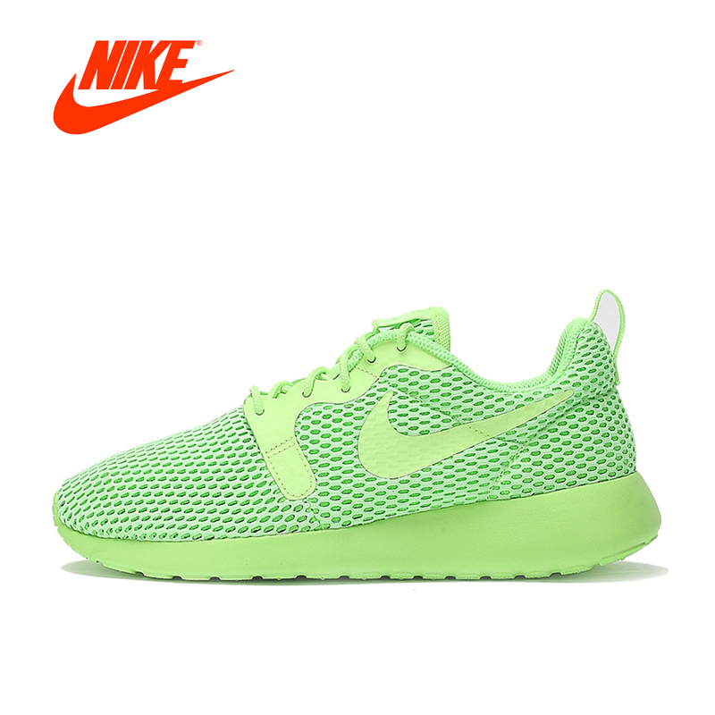 Official New Arrival NIKE ROSHE ONE Womens Breathable Running Shoes Sneakers