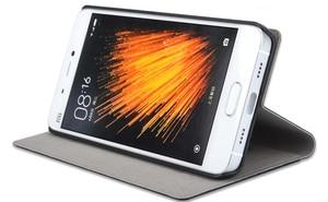 Image 2 - Kích thước ban đầu Xiaomi Mi4 Trường Hợp Che Đứng 100% PU Leather Case đối với Xiaomi Mi4 M4 Bìa Điện Thoại Trường Hợp Lật Bìa đối Xiaomi Mi4 M4