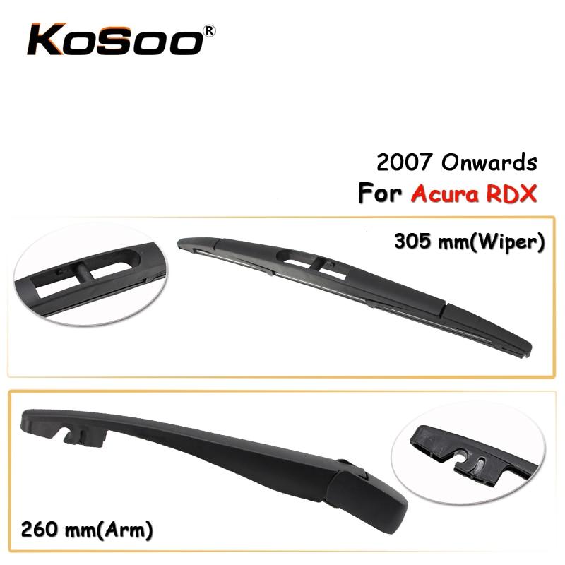 Aliexpress.com : Buy KOSOO Auto Rear Car Wiper Blade For